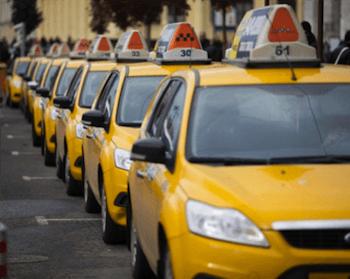 пассажир такси